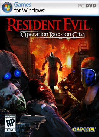 Resident Evil - Operation Raccoon City (2012)