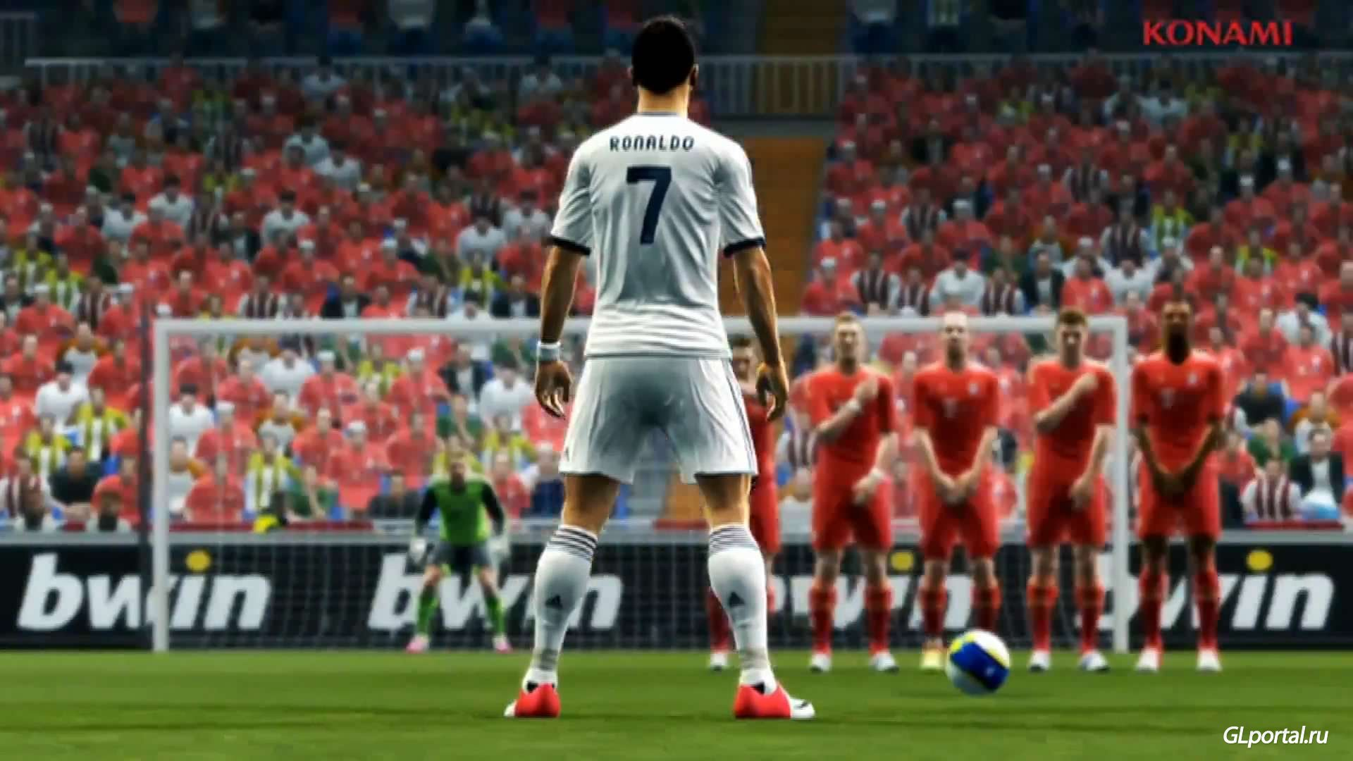Pro Evolution Soccer 2013 (2012) HDRip | Трейлер